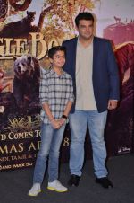 Neel Sethi aka Mowgli at Jungle Book press meet on 28th March 2016 (17)_56fa73da4543a.JPG