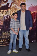 Neel Sethi aka Mowgli at Jungle Book press meet on 28th March 2016 (18)_56fa73dcb194c.JPG