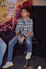 Neel Sethi aka Mowgli at Jungle Book press meet on 28th March 2016 (7)_56fa73d28cf86.JPG