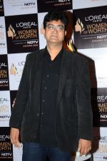 Parsoon Joshi at NDTV Loreal Women of Worth Awards on 28th March 2016
