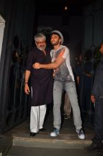 Ranveer Singh at bhansali party for national award declare on 28th March 2016
