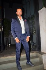 Rohit Roy at bhansali party for national award declare on 28th March 2016