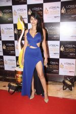 Sherlyn Chopra at NDTV Loreal Women of Worth Awards on 28th March 2016