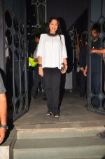 Simi Garewal at bhansali party for national award declare on 28th March 2016