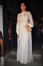 Sonam Kapoor at bhansali party for national award declare on 28th March 2016