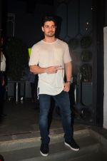 Sooraj Pancholi at bhansali party for national award declare on 28th March 2016
