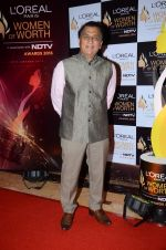 Sunil Gavaskar at NDTV Loreal Women of Worth Awards on 28th March 2016