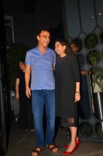 Vidhu Vinod Chopra at bhansali party for national award declare on 28th March 2016