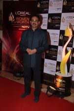 Wendell Rodericks at NDTV Loreal Women of Worth Awards on 28th March 2016