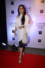 Aarti Surendranath at Manish malhotra lakme red carpet on 29th March 2016 (165)_56fbbf5541307.JPG