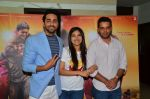 Bhumi Pednekar, Ayushmann Khurrana at Dum Laga Ke Haisha press meet in Mumbai on 29th March 2016 (114)_56fbaf9a4807a.JPG