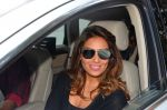 Bipasha Basu post photo shoot at Suzanne