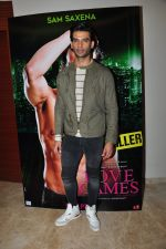 Gaurav Arora at T-series film Love Games press meet on 29th March 2016 (74)_56fbb3a8a59ca.JPG