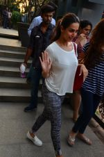 Malaika Arora Khan post photo shoot at Suzanne