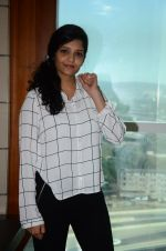 Ritika Singh at a press meet for national award on 29th March 2016