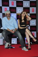 Tara Alisha, Vikram Bhatt at T-series film Love Games press meet on 29th March 2016 (43)_56fbb4718b159.JPG