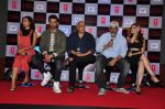Tara Alisha, Patralekha, Gaurav Arora, Mahesh Bhatt, Vikram Bhatt at T-series film Love Games press meet on 29th March 2016 (41)_56fbb3b49e2d0.JPG