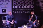 Renzo Rosso Decoded in conversation with Sabyasachi Mukherjee on 30th March 2016 (3)_56fccd6255897.JPG