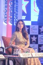 Aditi Rao Hydari inaugurate FICCI Frames 2016 on 30th March 2016