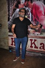 R Balki at Ki and Ka screening on 30th March 2016