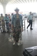 Huma Qureshi snapped at airport on 31st March 2016