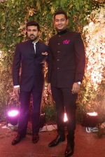 Ram Charan at Chiranjeevi_s daughter Sreeja_s wedding reception on 31st March 2016 (83)_56fe183bb9209.JPG