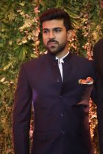 Ram Charan at Chiranjeevi_s daughter Sreeja_s wedding reception on 31st March 2016 (84)_56fe18486d5a2.JPG