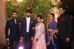 Ram Charan at Chiranjeevi_s daughter Sreeja_s wedding reception on 31st March 2016 (86)_56fe183f0d7a9.JPG