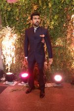 Ram Charan at Chiranjeevi_s daughter Sreeja_s wedding reception on 31st March 2016 (87)_56fe184085050.JPG