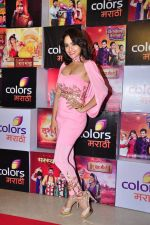 Amruta Khanvilkar at Colors Marathi Awards on 1st April 2016 (14)_56ffbaf956627.JPG