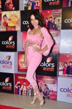 Amruta Khanvilkar at Colors Marathi Awards on 1st April 2016 (15)_56ffbafa8839e.JPG