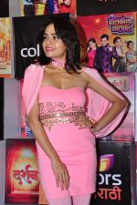 Amruta Khanvilkar at Colors Marathi Awards on 1st April 2016 (17)_56ffbafe557c4.JPG