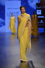 Model walks for Anita Dongre Show at LIFW 2016 Day 3 on 1st April 2016 (599)_56ffb75b09385.JPG