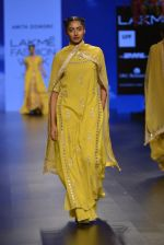 Model walks for Anita Dongre Show at LIFW 2016 Day 3 on 1st April 2016 (608)_56ffb768182c5.JPG