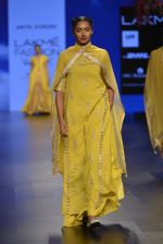 Model walks for Anita Dongre Show at LIFW 2016 Day 3 on 1st April 2016 (609)_56ffb76957f96.JPG