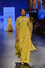 Model walks for Anita Dongre Show at LIFW 2016 Day 3 on 1st April 2016 (611)_56ffb76c09340.JPG