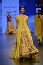 Model walks for Anita Dongre Show at LIFW 2016 Day 3 on 1st April 2016 (618)_56ffb776211c3.JPG