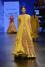 Model walks for Anita Dongre Show at LIFW 2016 Day 3 on 1st April 2016 (619)_56ffb777bfe9d.JPG