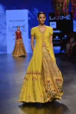 Model walks for Anita Dongre Show at LIFW 2016 Day 3 on 1st April 2016 (622)_56ffb77c5e573.JPG