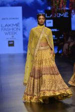 Model walks for Anita Dongre Show at LIFW 2016 Day 3 on 1st April 2016 (639)_56ffb7a19d231.JPG