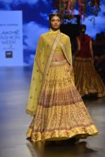 Model walks for Anita Dongre Show at LIFW 2016 Day 3 on 1st April 2016 (640)_56ffb7a55a23b.JPG