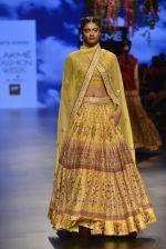 Model walks for Anita Dongre Show at LIFW 2016 Day 3 on 1st April 2016 (642)_56ffb7aa768c6.JPG