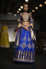 Model walks for Jayanti Reddy Show at LIFW 2016 Day 3 on 1st April 2016