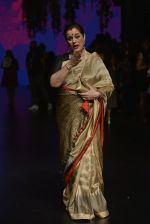 Poonam Sinha at Anita Dongre Show at LIFW 2016 Day 3 on 1st April 2016 (320)_56ffb4ee81589.JPG
