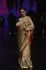 Poonam Sinha at Anita Dongre Show at LIFW 2016 Day 3 on 1st April 2016 (321)_56ffb4f0c6e72.JPG