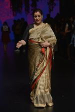Poonam Sinha at Anita Dongre Show at LIFW 2016 Day 3 on 1st April 2016 (325)_56ffb4fc20645.JPG