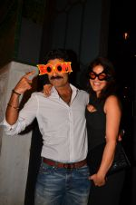 Sikander Kher snapped at NIDO on 1st April 2016 (11)_56ffac47317a5.JPG