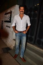 Sikander Kher snapped at NIDO on 1st April 2016 (16)_56ffac612027f.JPG