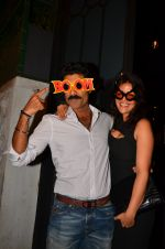 Sikander Kher snapped at NIDO on 1st April 2016 (19)_56ffac6f72e12.JPG