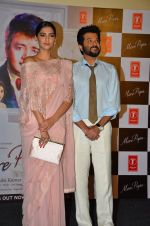 Sonam Kapoor, Anil Kapoor at Tulsi Kumar album launch on 1st April 2016 (62)_56ffaf1166ed4.JPG